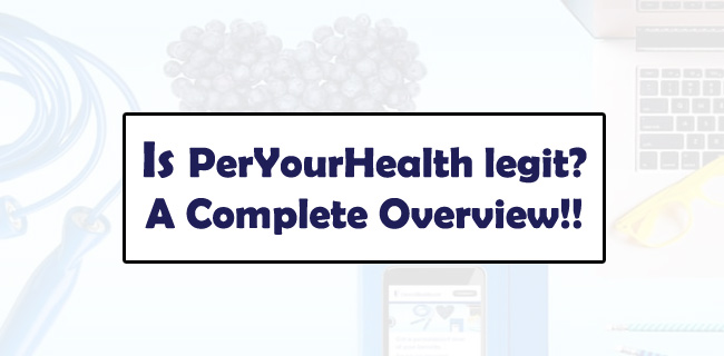 peryourhealth overview