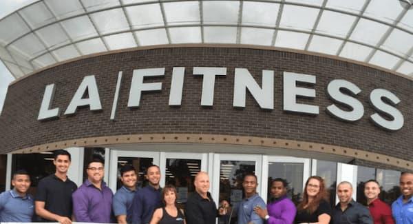 LA Fitness payroll number